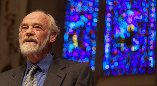 Thoughts on Eugene Peterson's Christian Repartee