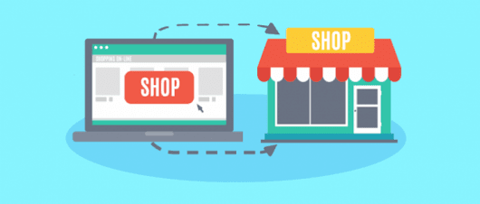 Online vs. In-Store Shopping : How Major Companies Are Playing The Field - Lion Blogger