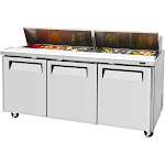 Turbo Air MST-72-N Refrigerated Counter, Sandwich / Salad Unit