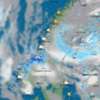 Weather forecast for Europe –