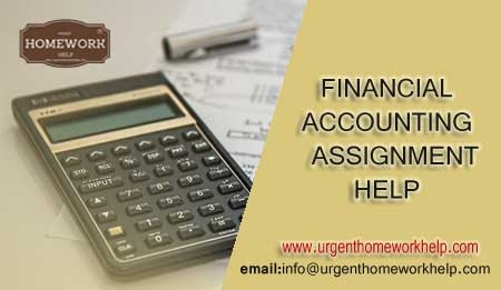 Are you looking for #Financial #Accounting #Homework Help? Look no further - Our financial accounting...