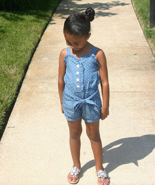 Mini Style: FabKids/ Kids Fashion/ Romper