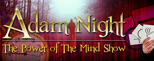 The Mind Reader - Adam Night Psychological Corporate Entertainer