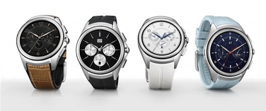 LG Watch Urbane 2nd Edition Smartwatch with Android Wear Announced