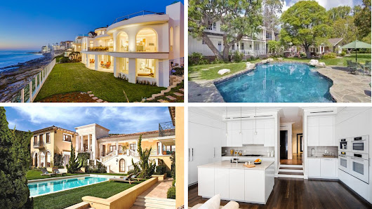 This Week's Most Expensive New Listings Are Bicoastal