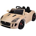 12 V Jaguar F-TYPE Kids Ride on Car w/ MP3 + RC