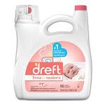 Dreft Ultra Liquid Laundry Detergent, Original, 150-oz Bottle (PGC80377EA)