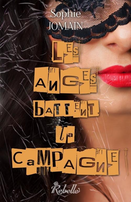 Couverture Felicity Atcock, tome 5 : Les anges battent la campagne