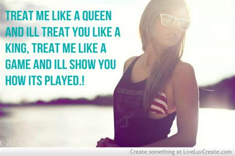 Dont Treat Me Like A Game Quotes