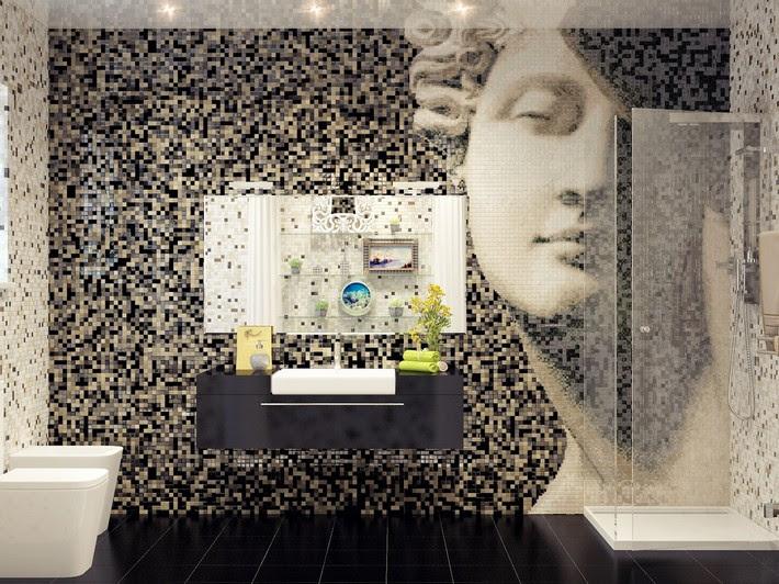 Unique Art Ideas For Luxury Bathrooms Maison Valentina Blog