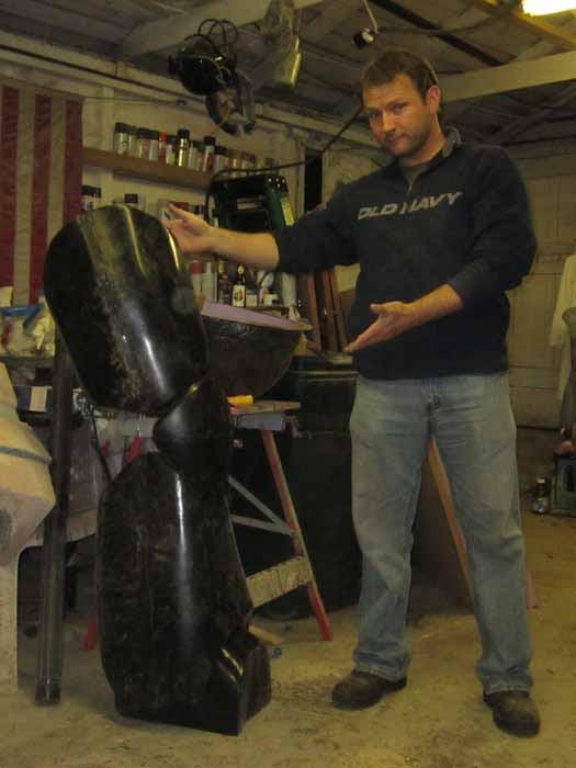 SM First Assembled Leg