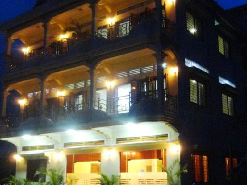 Angkor Voluntary Guesthouse Reviews