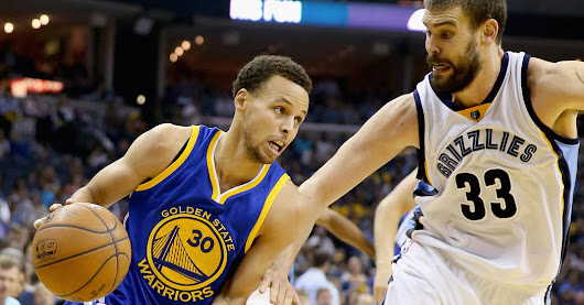 When Warriors Are Pressed, Stephen Curry Finds a Solution