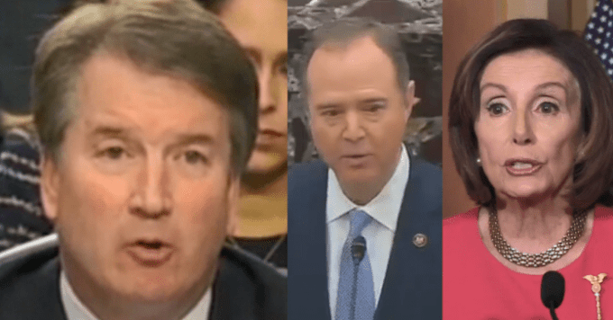 Supreme Court Hands Schiff and Pelosi Major Loss In Key Presidential Power Case