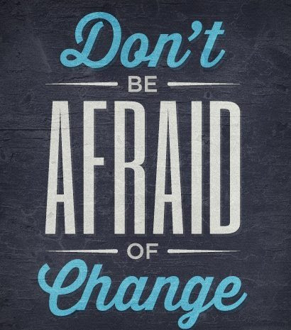 Dont Be Afraid Quote Picture