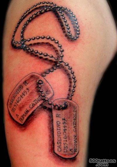 Soldier Tattoo Photo Num 12131