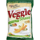 Sensible Portions Garden Veggie Straws, Sea Salt - 7 oz bag