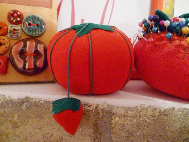 alfineteiro de tomate