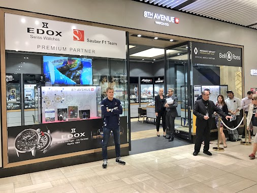 What's the TIME?! Right, it's time for Marcus to visit our friends at EDOX!  #SauberF1Team #F1 #AusGP...