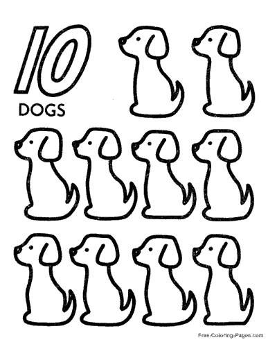 counting 10