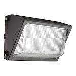Lithonia TWR1 LED ALO 50K MVOLT DDBTXD - 51 Watt Max - LED Wall Pack - 6200 Lumens Max - 5000K - 250W Max MH Equal - Adjustable Light Output