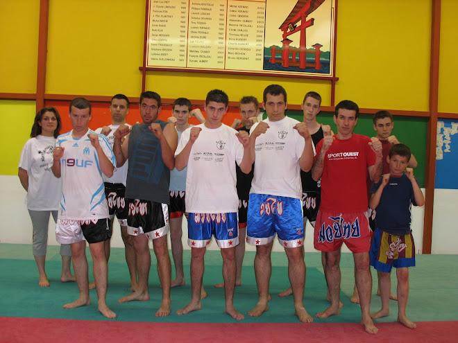 FIN DE LA SAISON 2007-2008 POUR LE MUAY THAI FIGHT 85