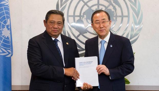 Indonesia Jadi Wakil Ketua Komite Palestina PBB