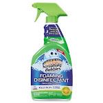 Scrubbing Bubbles Bathroom Grime Fighter Cleaner, Citrus - 32 fl oz Spray bottle