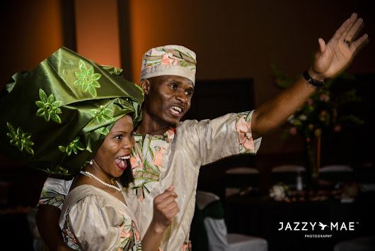 Lisa & Toweh Kpor Wedding Highlights