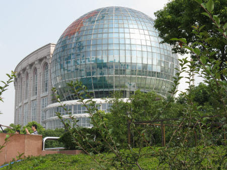 Shanghai International Convention Center (Pudong District)