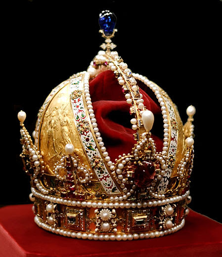 File:Imperial Crown of Austria.jpg