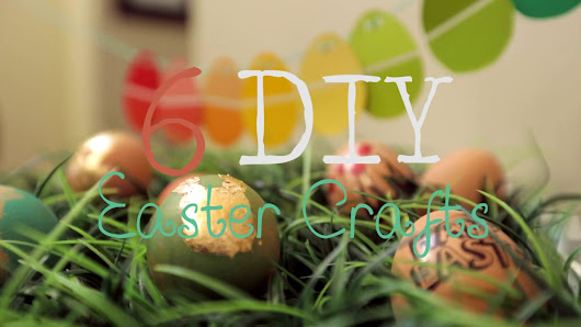 Simply Smarter DIY Easter Craft Ideas