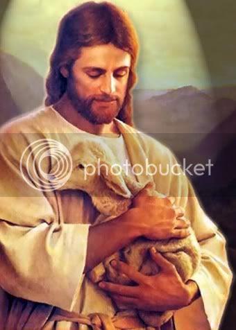 jesus good shepherd photo: The Good Shepherd goodshepherd.jpg