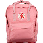 Fjallraven Kanken Classic Fabric Backpack - Pink