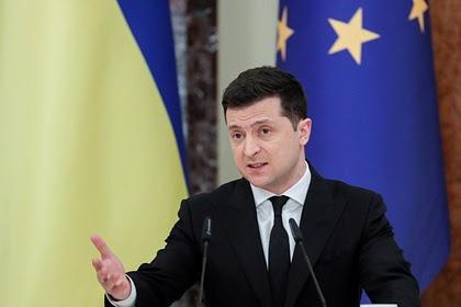 На Украине заявили о возможном участии США в переговорах по Донбассу