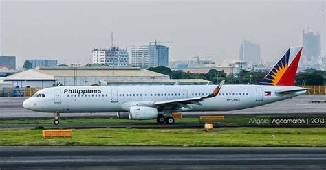 Philippine Airlines: Manila to Hong Kong A321 Flight