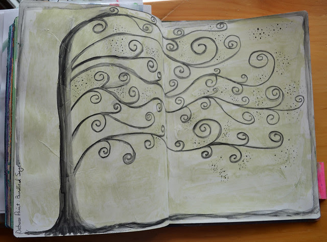 Sketched Tree 3