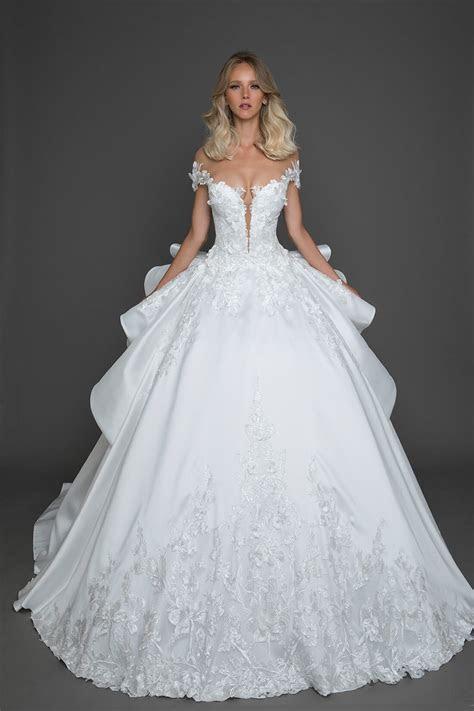 Pnina Tornai for Kleinfeld Wedding Dresses, Pnina Tornai