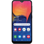 Consumer Cellular Postpaid Samsung A10 (32GB) - Black, Size: 5.83