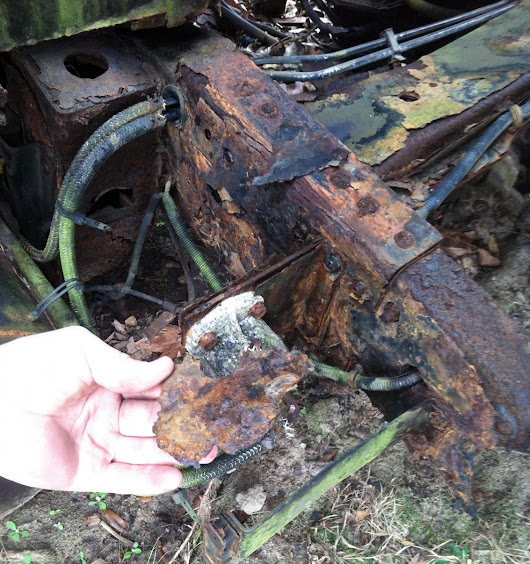 Is My Rusty Truck Frame Reparable or Replaceable?