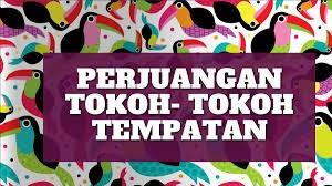 Contoh Folio Sejarah Tahun 5 Perjuangan Tokoh Tempatan Malaydiwo