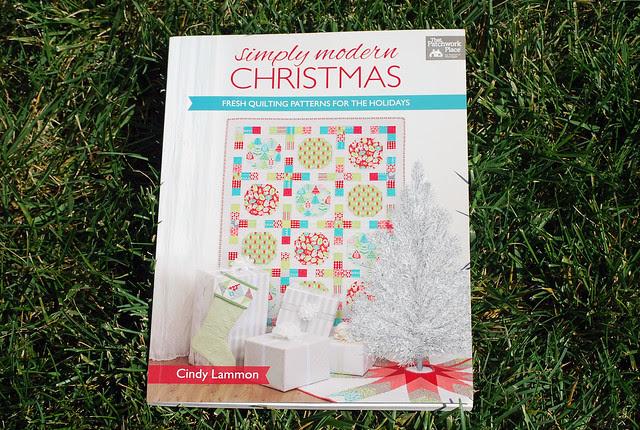 Simply Modern Christmas by Cindy Lammon