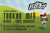 Tarkan headlined at Bilgi Mayfest