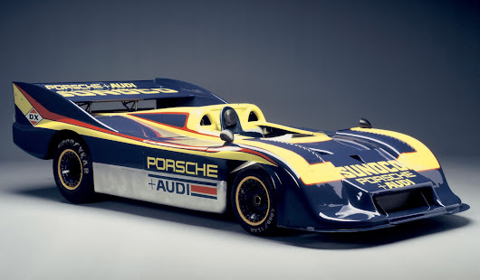 beautifully engineered • The Porsche 917/30 is Literally Insane ...