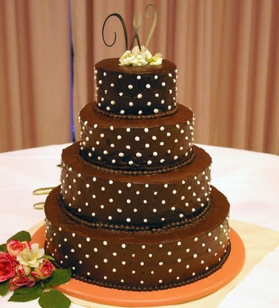 Chocolate Wedding Cakes | Best of Cake
