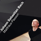 Cover for Bach: St. Matthew Passion