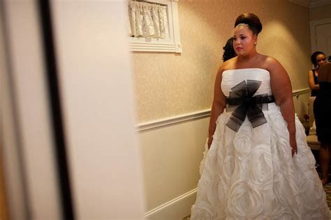The Plus Size Wedding Dress Hunt   Garnerstyle