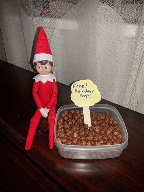Some Perfect ?Elf On The Shelf? Placement Ideas (50 pics