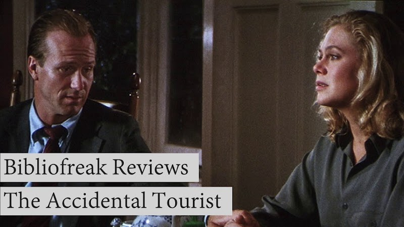 Review: The Accidental Tourist by Anne Tyler
