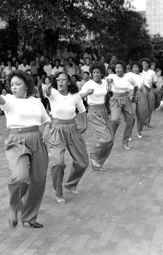 "This is Why We ""Step"" 